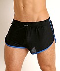 Gregg Homme Physical Modal Short Black/Royal, view 3