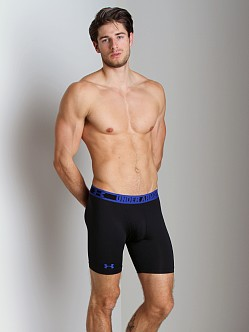 Under Armour HeatGear Sonic Compression Short Black/Royal