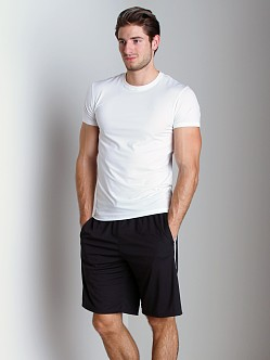 Under Armour Original Fitted Crew Neck T White