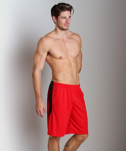 Under Armour Multiplier Short Red/Black