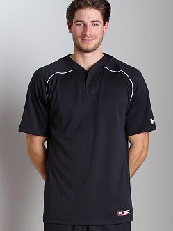 Under Armour Lansdown II Baseball Jersey Black