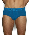 C-IN2 Under-Tone Mid Rise Brief Tony Blue, view 2