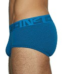 C-IN2 Under-Tone Mid Rise Brief Tony Blue, view 3