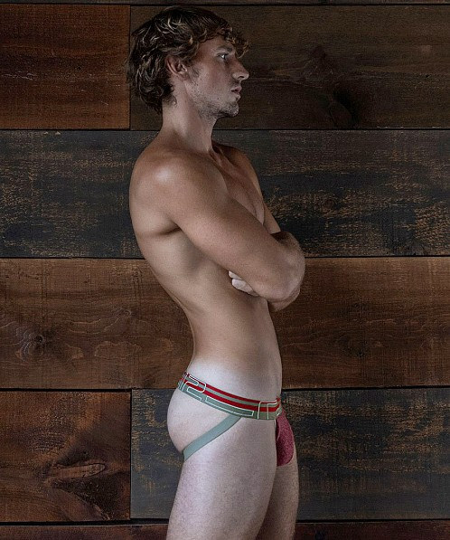 C-IN2 Zen Jock Vincent Red Heather