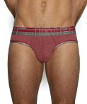 C-IN2 Zen Low Rise Brief Vincent Red Heather, view 2