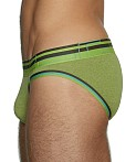 C-IN2 Zen Sport Brief Evan Green Heather, view 3