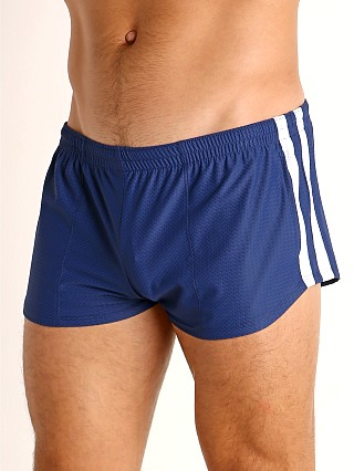 You may also like: LASC Performance Mesh Running Shorts Navy/White