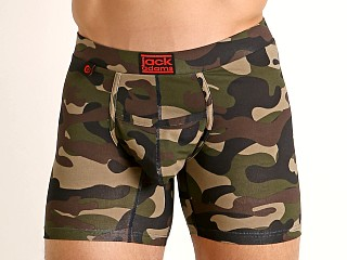 Jack Adams Trainer Trunk Green Camo