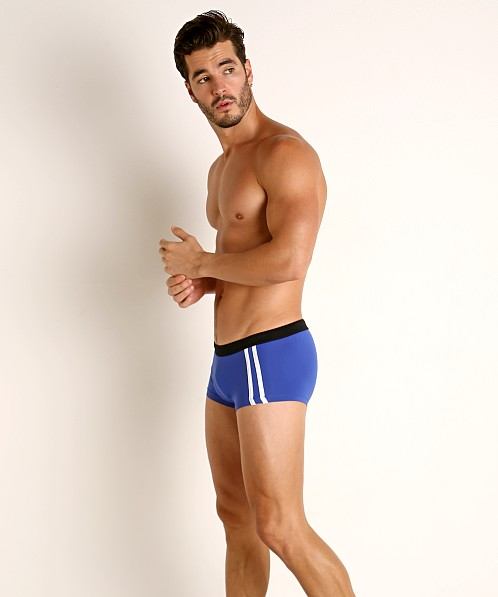Jack Adams Guard Swim Trunk Royal