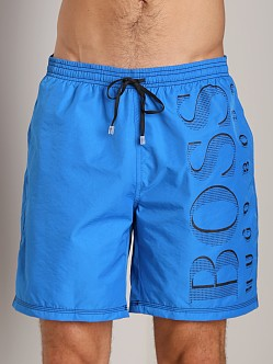 Hugo Boss Killifish Swimsuit Blue
