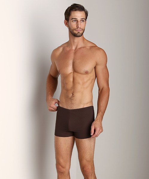Hugo Boss Oyster Swim Trunk Espresso