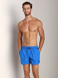 Hugo Boss Lobster Swim Shorts Blue