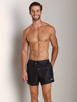 Hugo Boss Snapper Swim Shorts Espresso