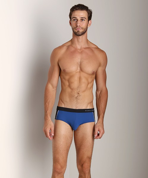 Hugo Boss Dartfish Swim Briefs Blue