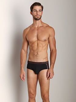 Hugo Boss Dartfish Swim Briefs Espresso