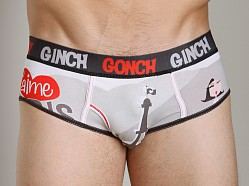 Ginch Gonch I Love Paris Low Rise Brief I See France