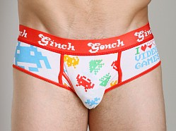 Ginch Gonch I Love Video Games Low Rise Brief Joystick Jockey