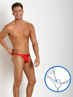 Joe Snyder MaxiBulge C-Ring Bikini Red
