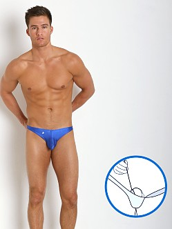Joe Snyder MaxiBulge C-Ring Bikini Royal