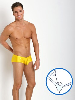 Joe Snyder MaxiBulge C-Ring Cheek Trunk Mango