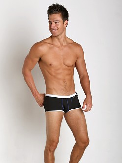 CockSox Enhancing Neoprene Swim Trunk Stealth Black