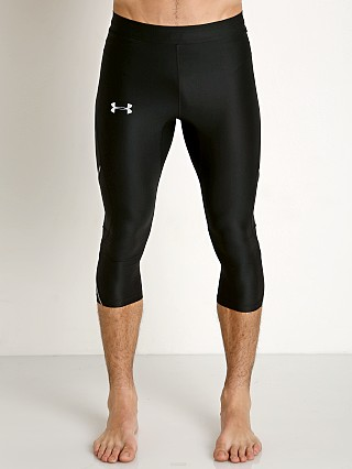 Under Armour Run True Heatgear 3/4 Tight Black