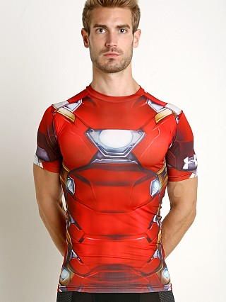 You may also like: Under Armour Iron Man Suit Compression Shirt Cardinal