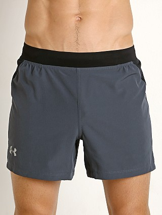 Under Armour Speedpocket Swyft Sport Short Stealth Grey