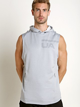 Complete the look: Under Armour Tech Terry Sleeveless Hoodie Steel