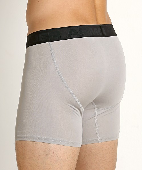 "Under Armour Microthread 6"" Boxerjock Tin"