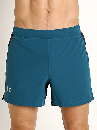 Under Armour Speedpocket Swyft Sport Short Tourmaline Teal