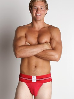 Bike Classic #10 Jockstrap Red