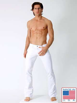 Rufskin Colt Pre-Shrunk 100% Cotton Twill Jeans White