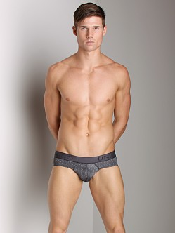 Mundo Unico Gametos Brief Grey