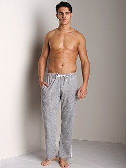 American Jock Lounge Pant Heather Grey