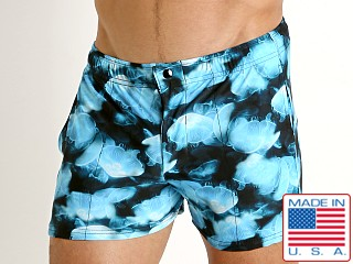 LASC Malibu Swim Shorts Jellyfish