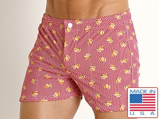 LASC Malibu Swim Shorts Bananas