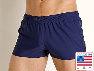 LASC Sun Runner Swim Trunk Navy