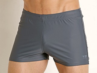 Complete the look: LASC Sun Runner Swim Trunk Charcoal