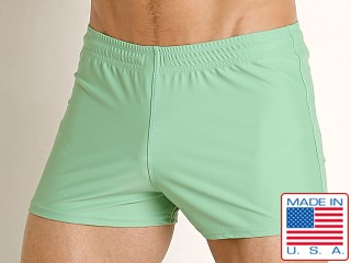 LASC Sun Runner Swim Trunk Mint