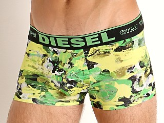 Model in green/yellow Diesel 55-D Trunk
