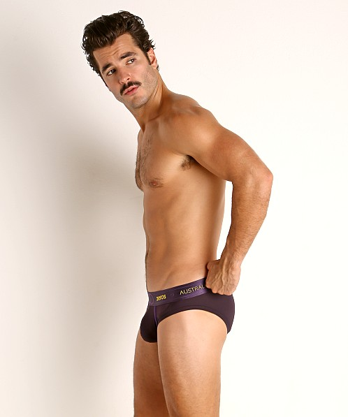 2EROS Aktiv NRG Mesh Pouch Brief Vivid Purple