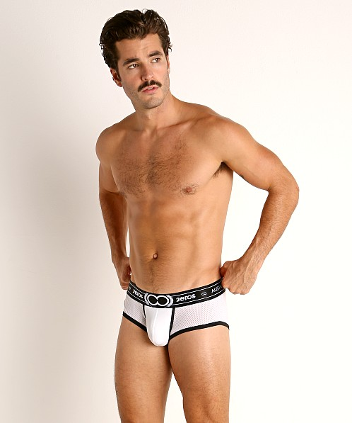 2EROS Apollo Mesh Panel Trunk Eclipse White