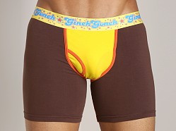 Ginch Gonch Jawbreakers Lemon Head Long Brief