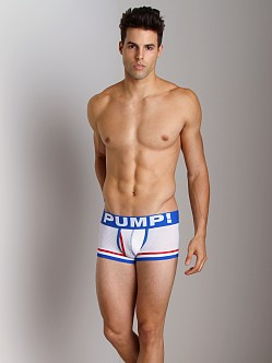 Pump! Touchdown Stretch Mesh Boxer Patriot