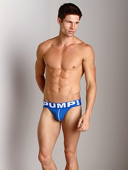 Pump! Jockstrap Royal