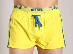 Diesel Barrely Swim Shorts Blazing Yellow