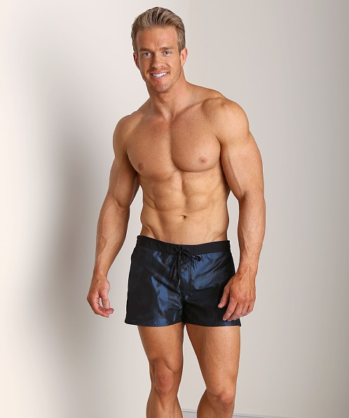 Diesel Reef Swim Shorts Moroccan Blue