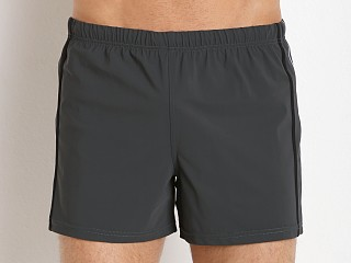 JM Waves Classic Loose Lycra Swim Trunk Charcoal