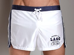 LASC Swim Dept. Boxers White